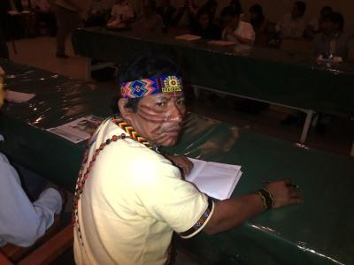 Aurelio Chino Dahua en Negociaciones