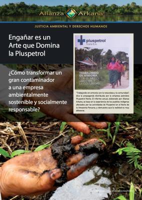 Publicacion de Pluspetrol